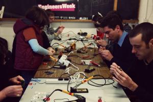 Engineers Week 15: Skull Radio