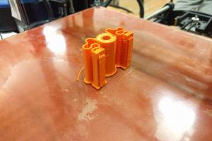 3D Printer - Z Axis Fix 2