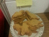 Gingerbread dinosaurs