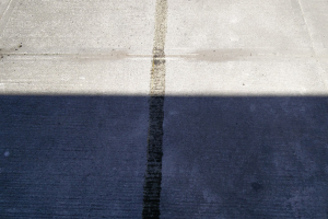 Car Park Space Painting