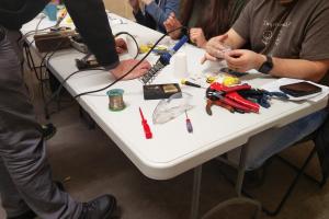 Electronic Build-It Workshop
