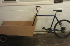 Cargo Bike Front