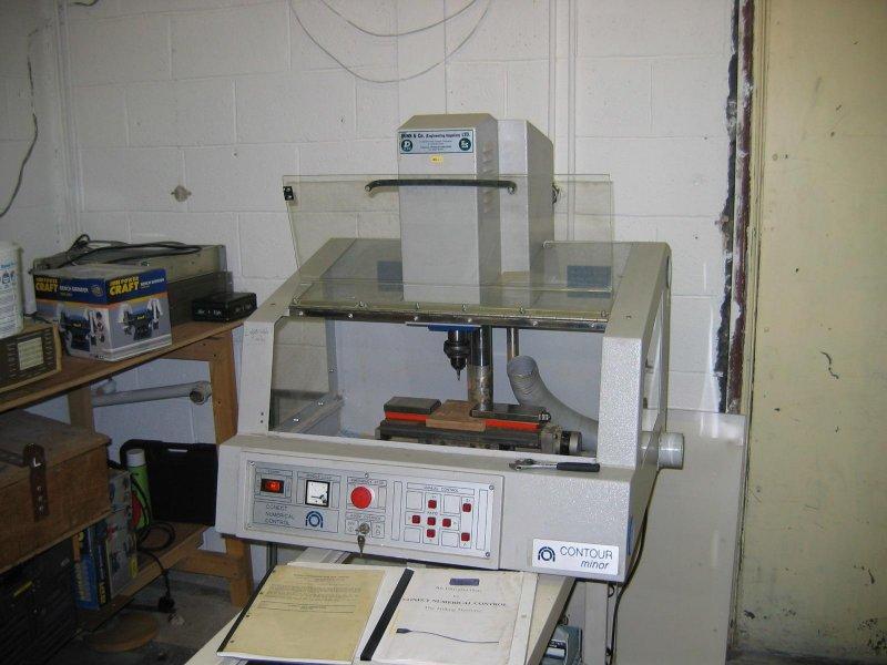 CNC Mill 001