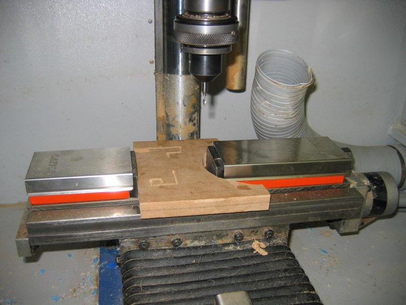 CNC Mill 003