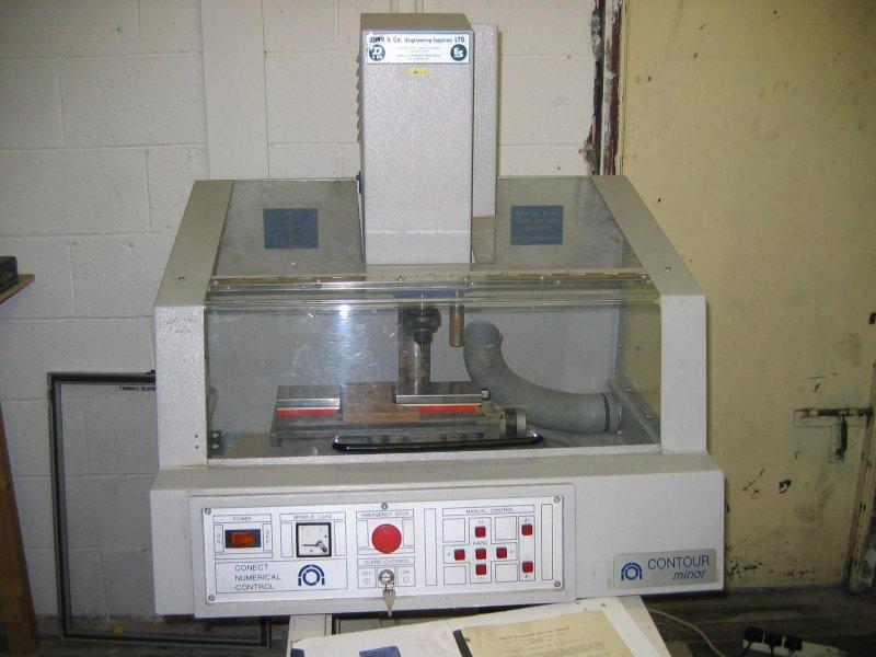CNC Mill 017