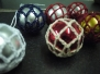 Crochet Baubles 2012