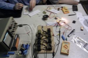 electronics bootcamp