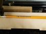 Laser Cut Pencils