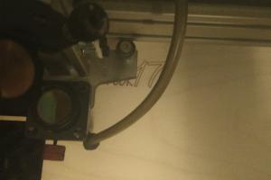Lasercut Fridge Magnets