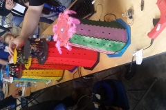 Lighthouses at Coder Girl Hack Day