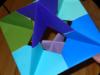 Christmas Decoration (modular origami)