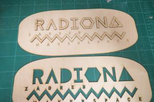Radiona Sign