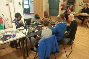 Science Week 16: Soldering Workshop