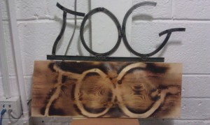 One more TOG sign