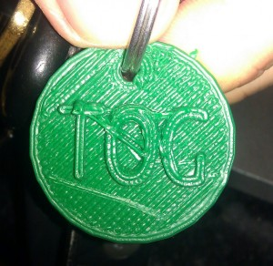 Tog custom keyrings