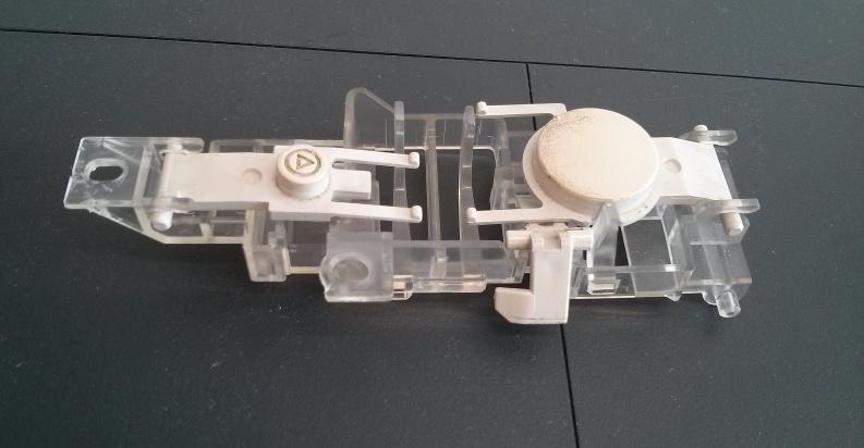 Printing printer parts
