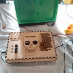 Project: Skull Radio Box