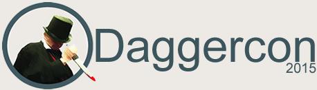 daggercon 2015 logo