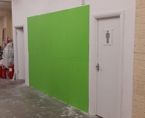 Project – Green Screen in Tog