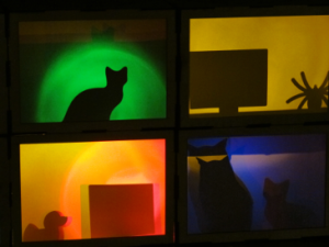shadow-boxes