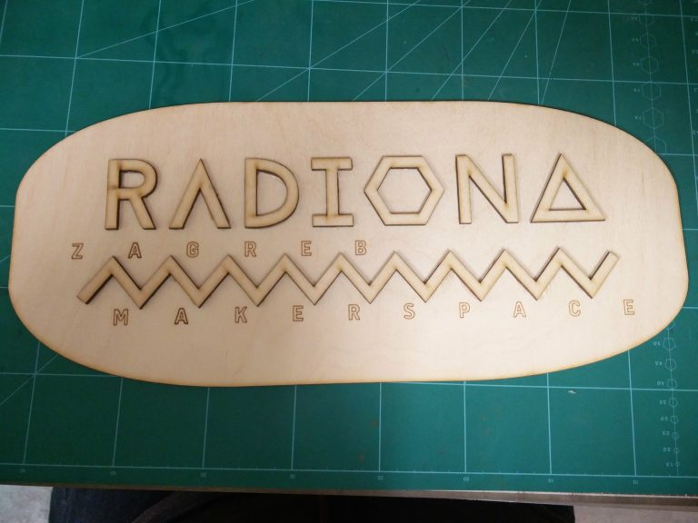 A Sign for Radiona